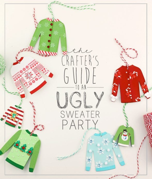 A DIY Ugly Sweater Party