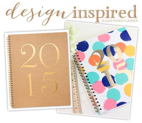 Design Inspired: DIY Sugar Paper Planner