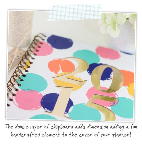 Design Inspired: DIY Sugar Paper Planner   Damask Love