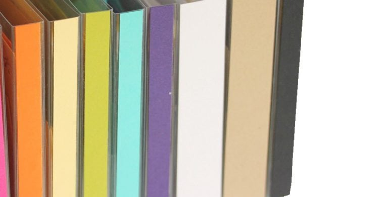 Corral The Chaos: DIY Scrap Paper Library