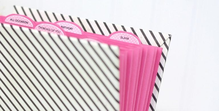 Style Watch: How to Organize Your Stationery
