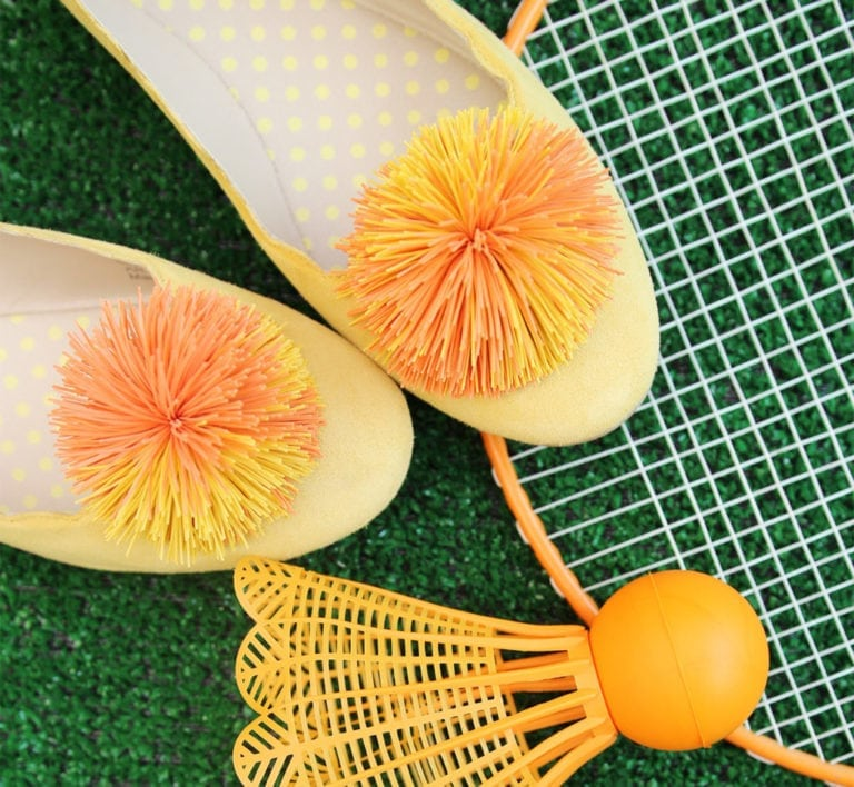 Craft My Flats: Koosh Balls