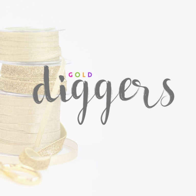 Damask Loves:: All Things Gold