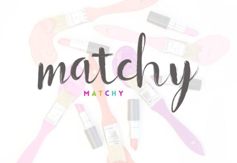Damask Loves:: Matchy Matchy