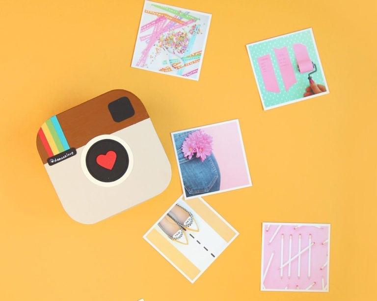 DIY Instagram in a Box
