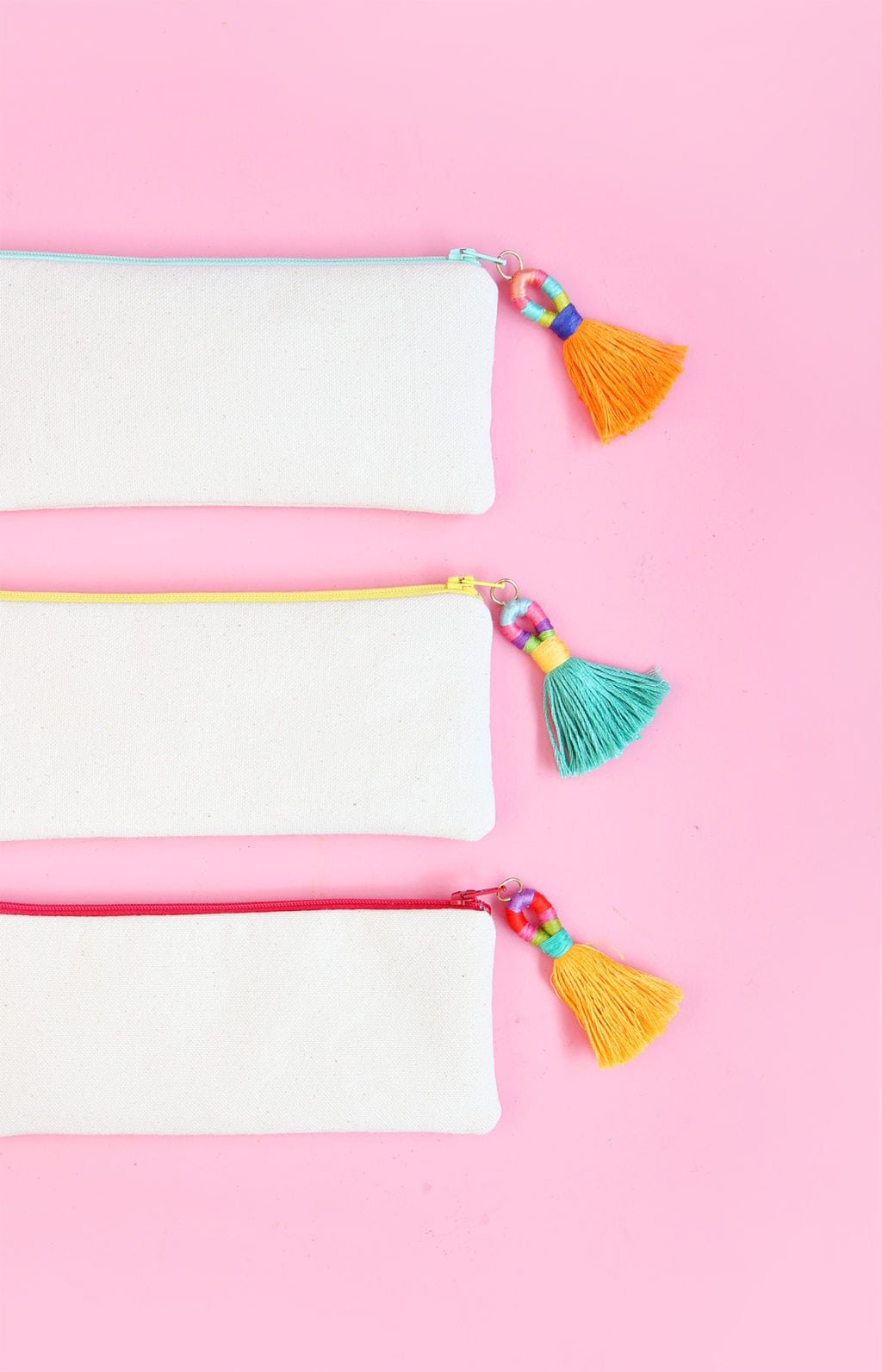 DIY Hula Tassels | damask love
