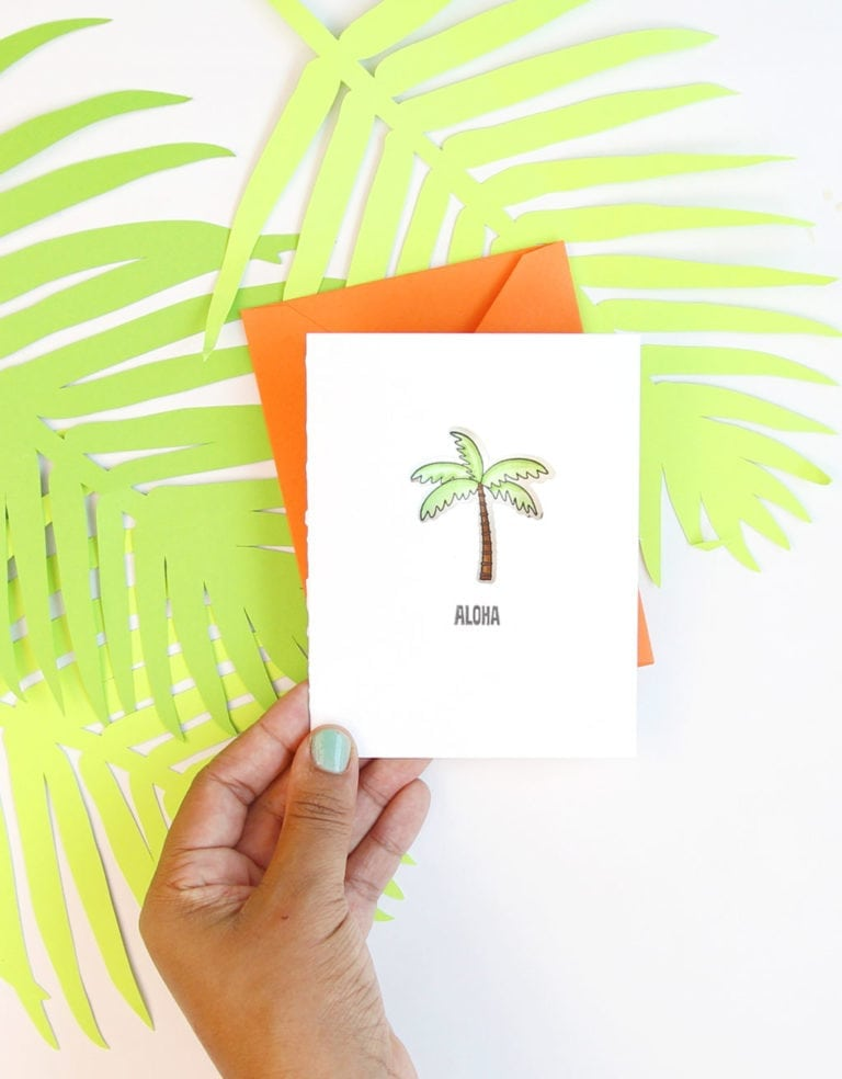 Tropical Stationery with MFT Stamps