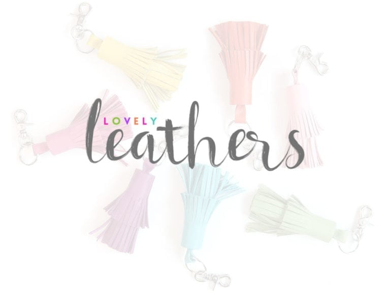Damask Loves:: Lovely Leathers
