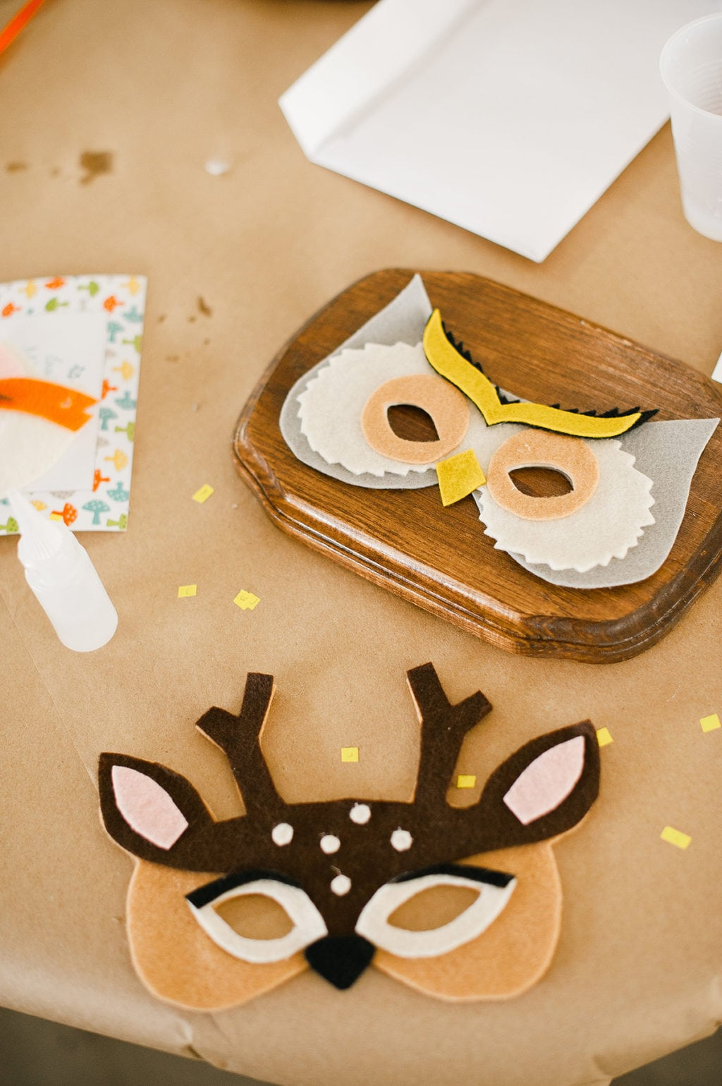 MiniMakers Family Workshop Event hosted by Damask Love and Lovely Indeed