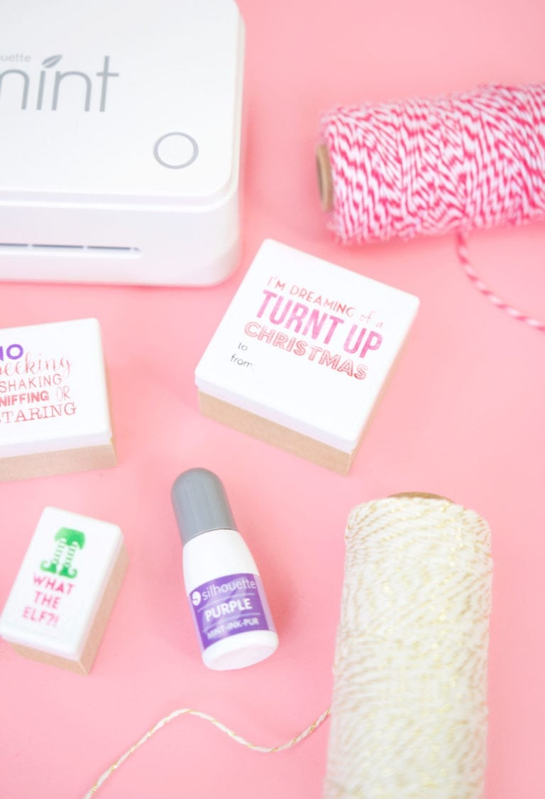 All About the Silhouette Mint Stamp Maker