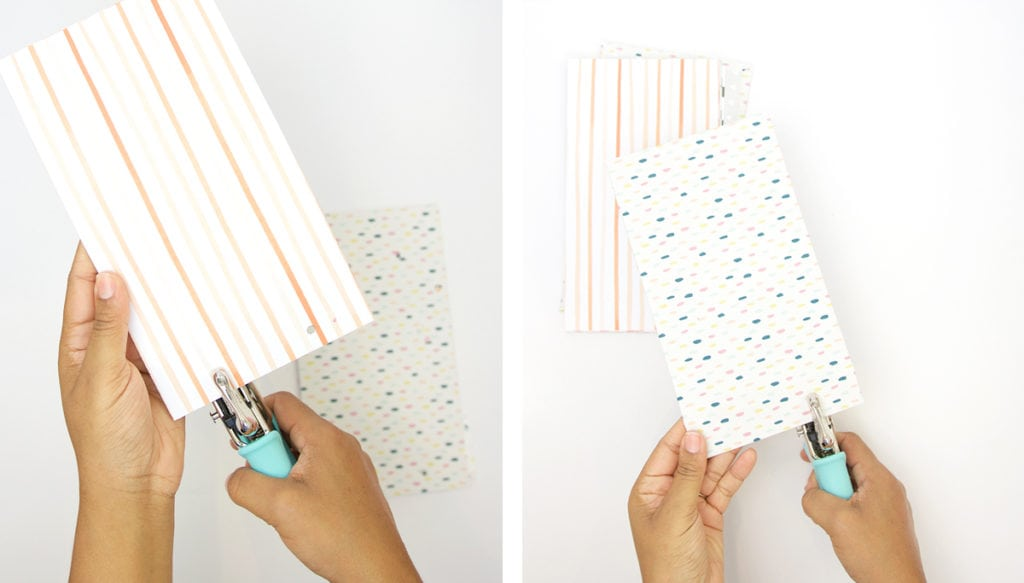 Easy DIY Fabric Scrapbook Journal