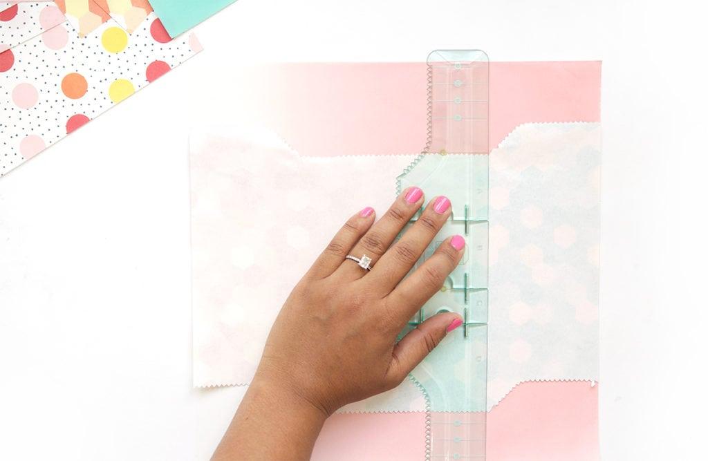 How to Make a Glassine Treat Bag