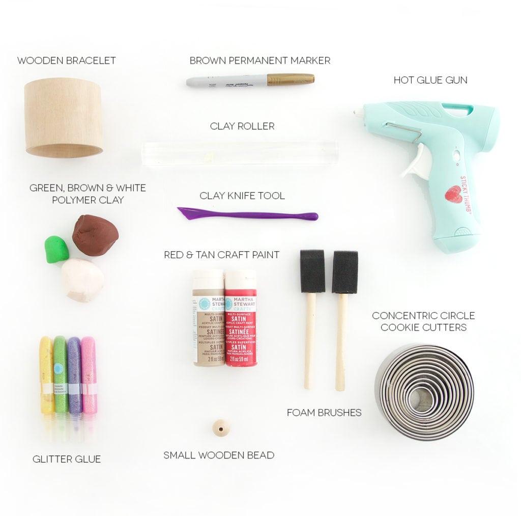 DIY Ice Cream Cone Trinket Box