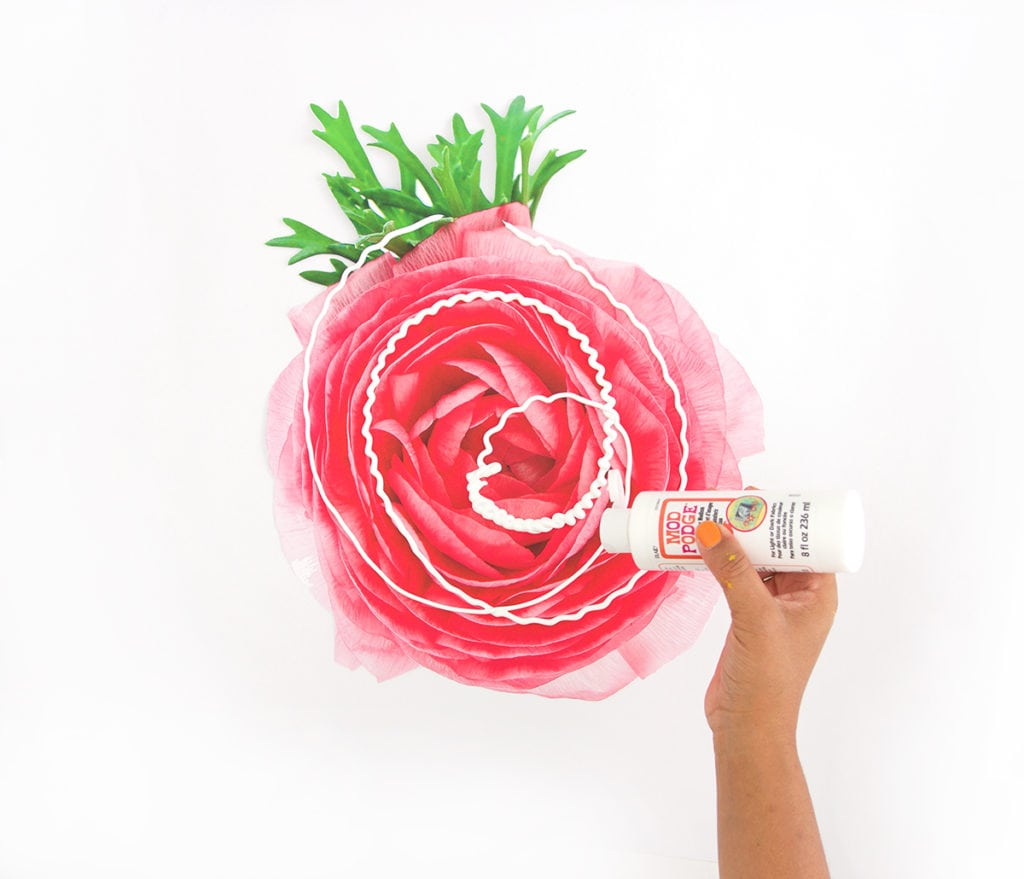 DIY Photo Transfer Flower Pillows
