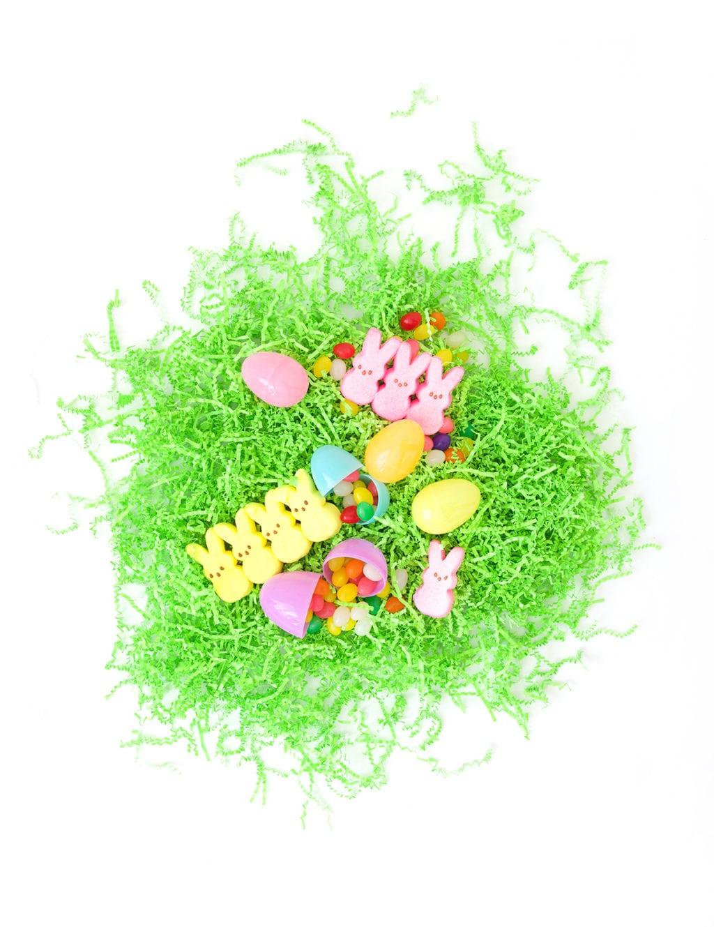 Easy Paper Easter Baskets