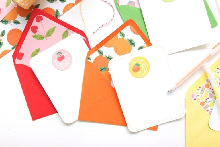 DIY Printable Scratch and Sniff Stickers