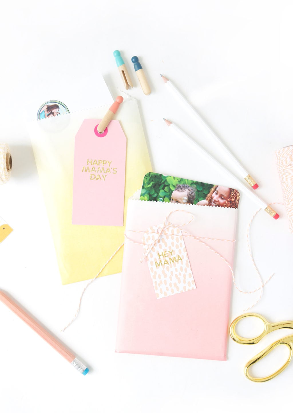 Mom's have names too but sometimes they are easily forgotten. Give the perfect mother's day gift of modern stationery for moms that they'll use throughout the year.