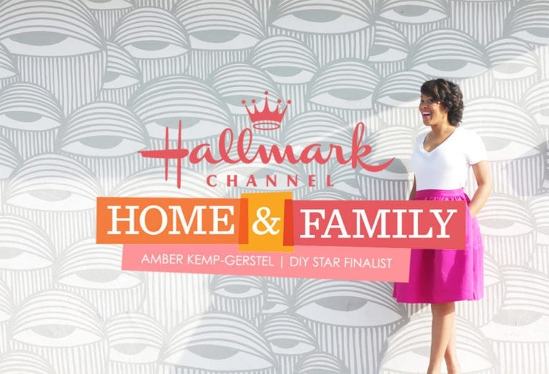 Damask Love on Home & Family