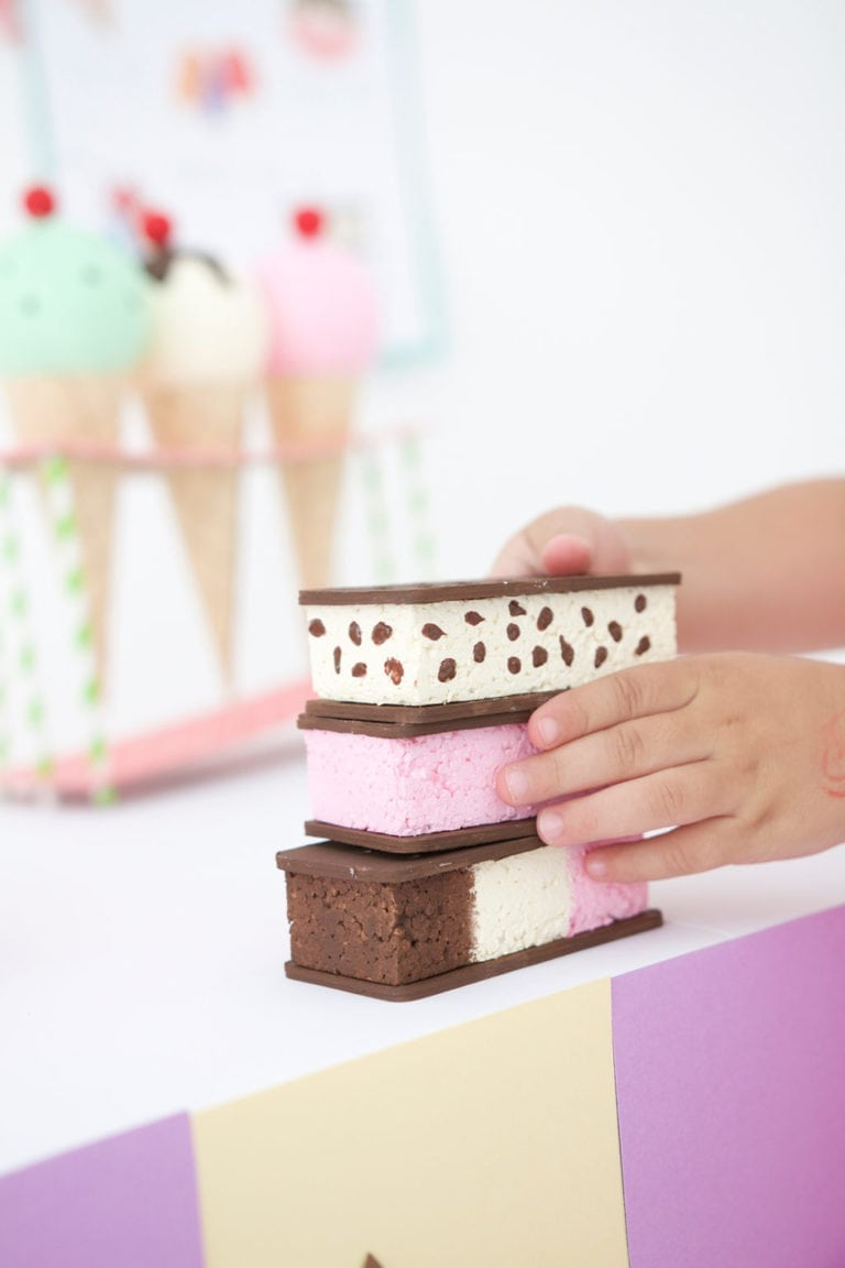 The Roundup: Ice Cream Crafts