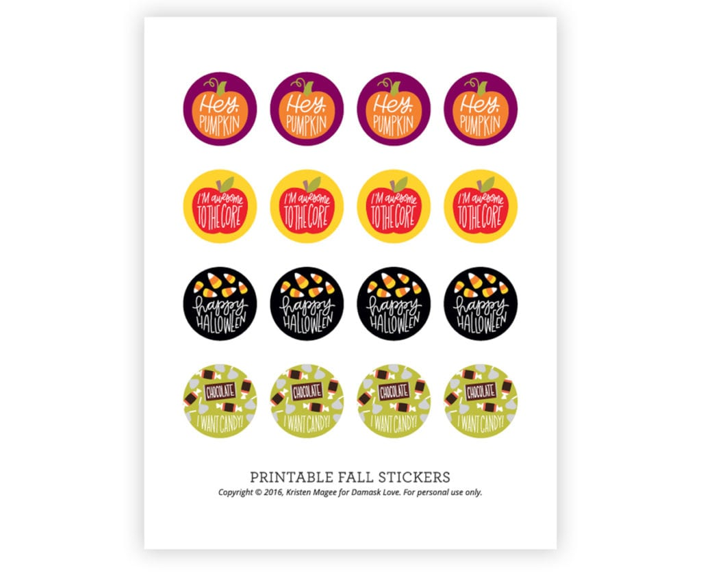 Relive your childhood with these DIY Fall scratch and sniff stickers. They are easy to make and so much fun.