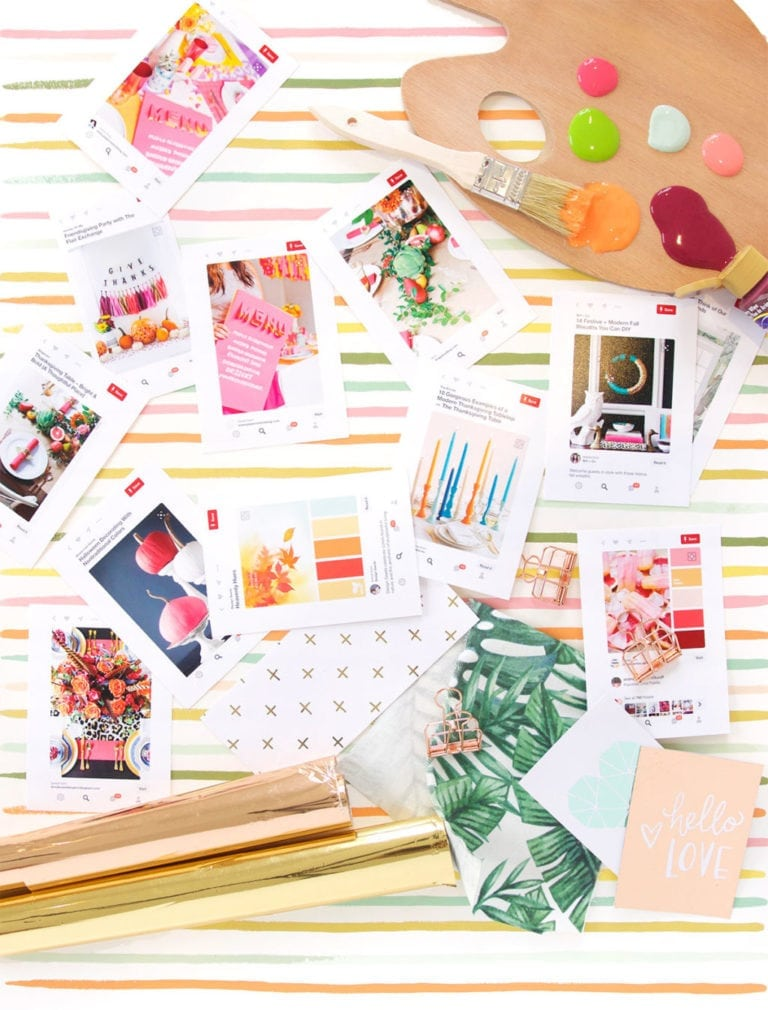 Fall Inspiration: Print Your Pinterest
