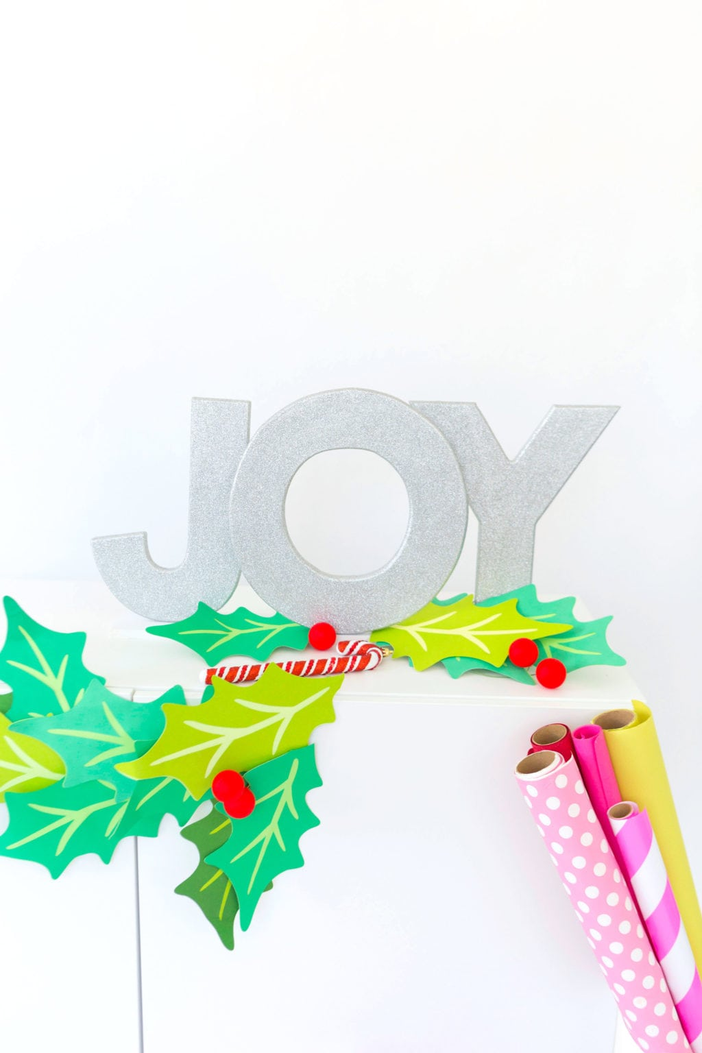 DIY Wood Joy Decor | damask love