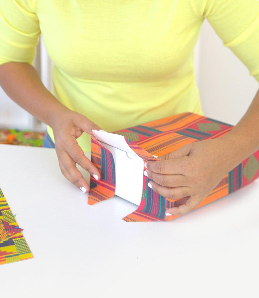 DIY Kwanzaa Decor | damask love