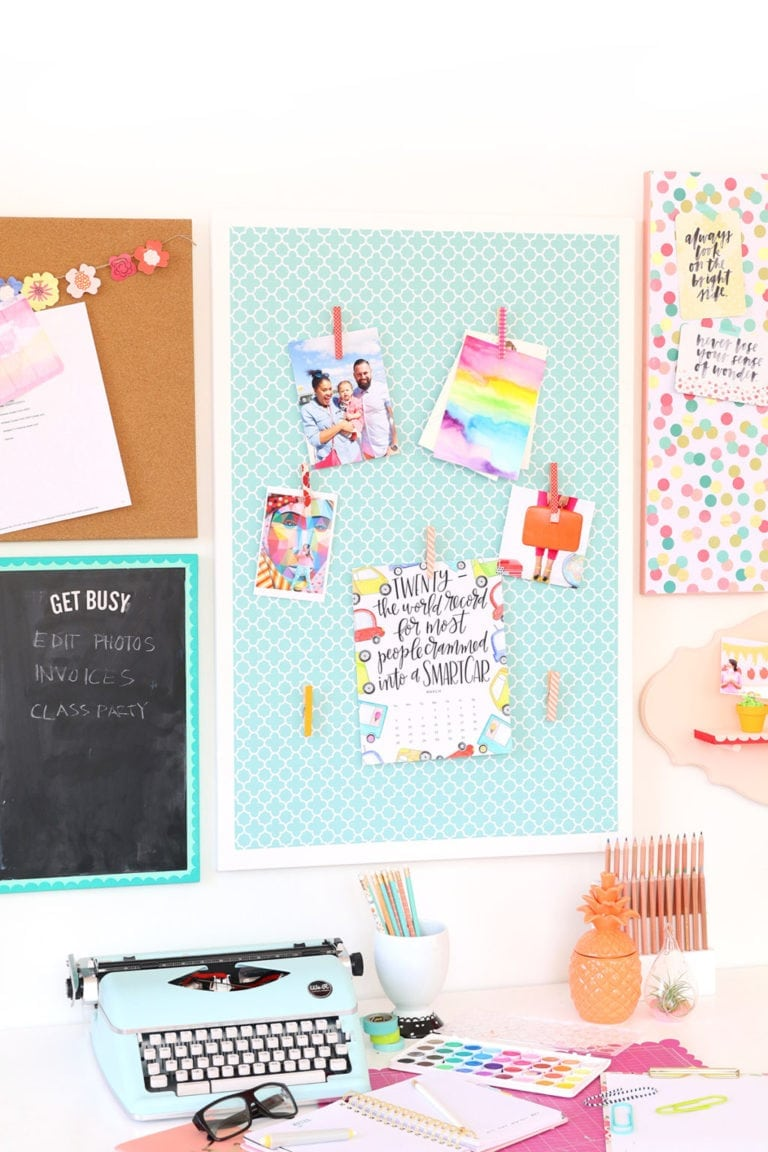 Creative Inspiration Gallery Wall