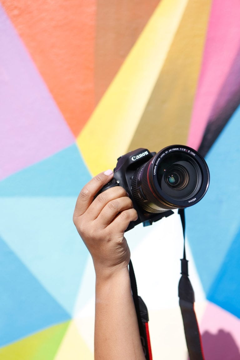 How I Take Blog Photos: Part One