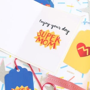 Free Mother's Day Printable | damask love