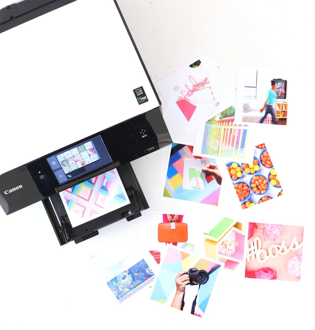 How to Print Your Instagram Photos | damask love