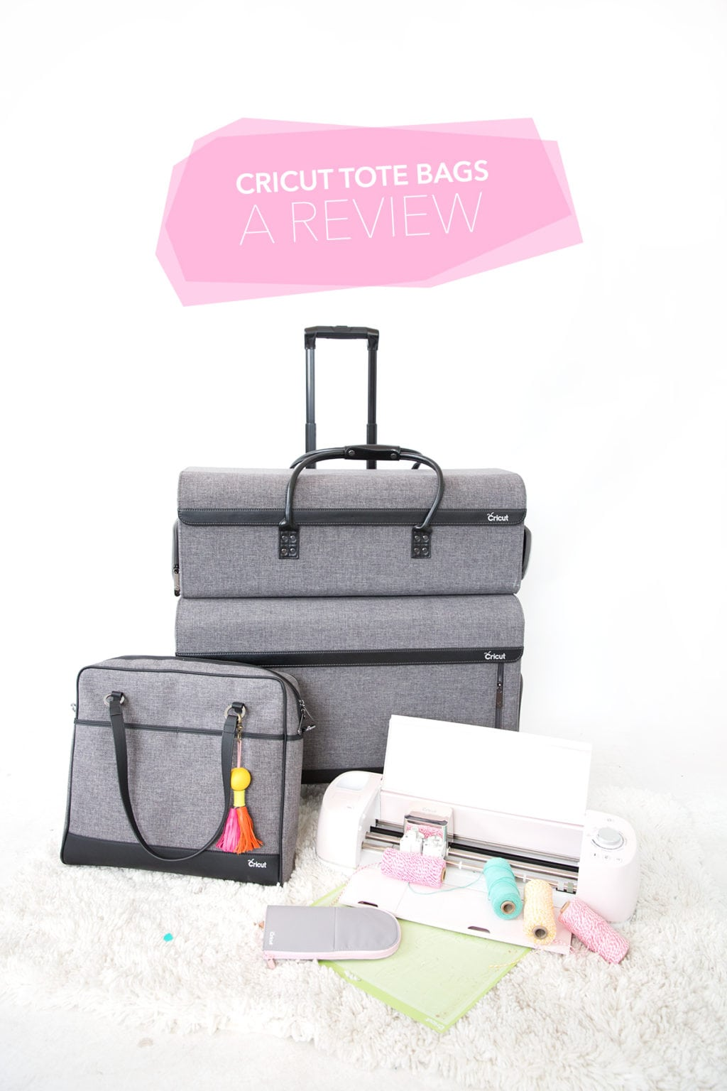 Cricut Explore Bags: A Review | damask love