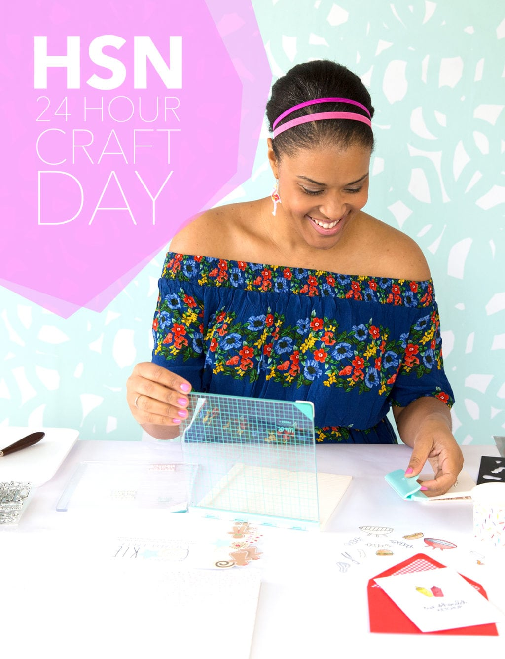 HSN 24 Hour Craft Day