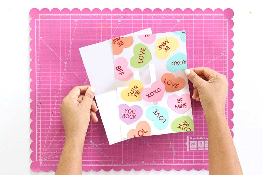 Easy DIY Pop-Up Valentine's Day Cards