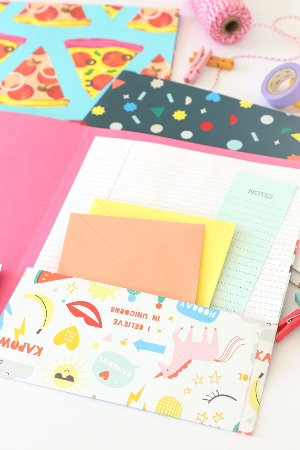 Perfect for students, planners or anyone who wants to get organized!