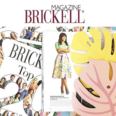 Brickell Magazine – Top 20 Under 40