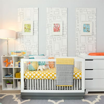 Home Depot – Baby Room