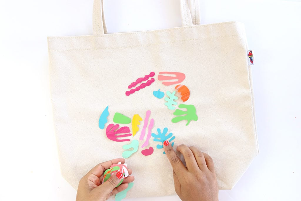 Matisse Inspired Tote Bag | damask love
