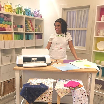 Facebook Live – JOANN Fabric and Craft Stores at Cricut Make-a-thon