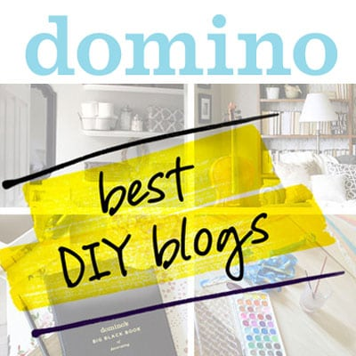 Domino Magazine Top 17 Blogs