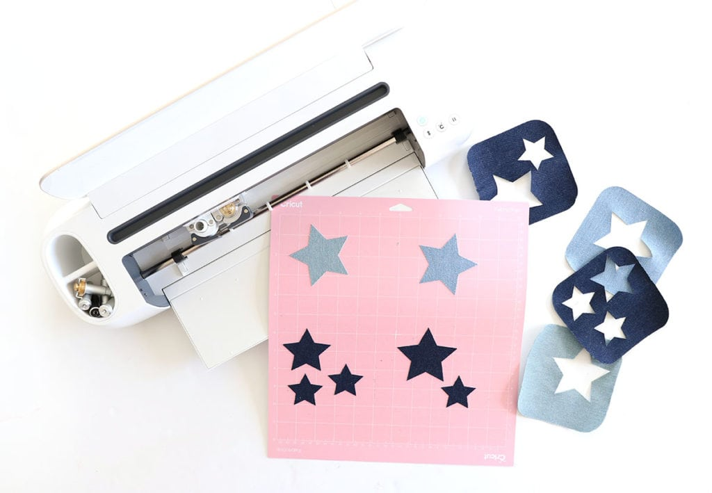 Make Your own Fourth of July Outfit with Cricut Maker | damask love
