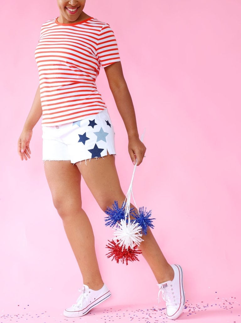 Make Your Own Fourth of July Outfit with Cricut Maker