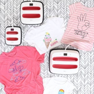 c8a11d19f2 Introducing  Damask Love Tee Shirt Collection with Cricut