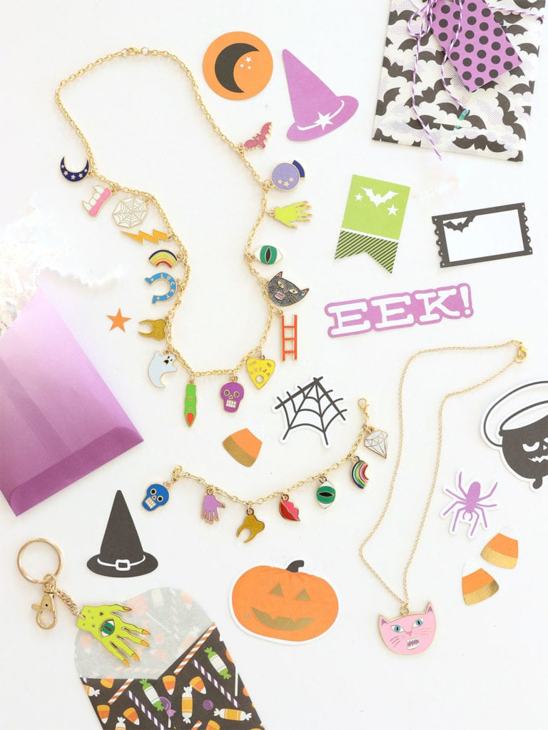 A Colorful Halloween with Etsy