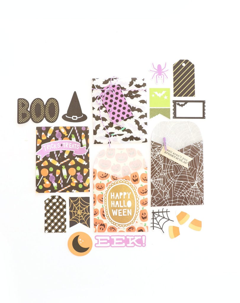 Colorful Halloween with Etsy | damask love