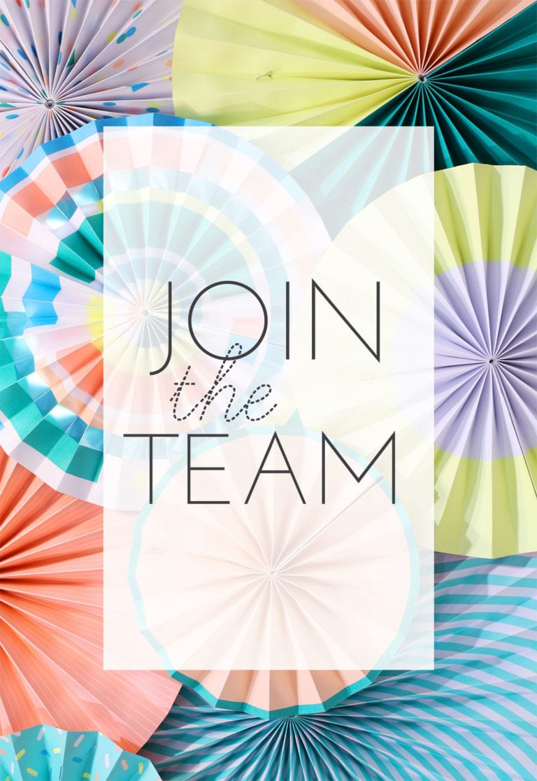 Join the Damask Love Team