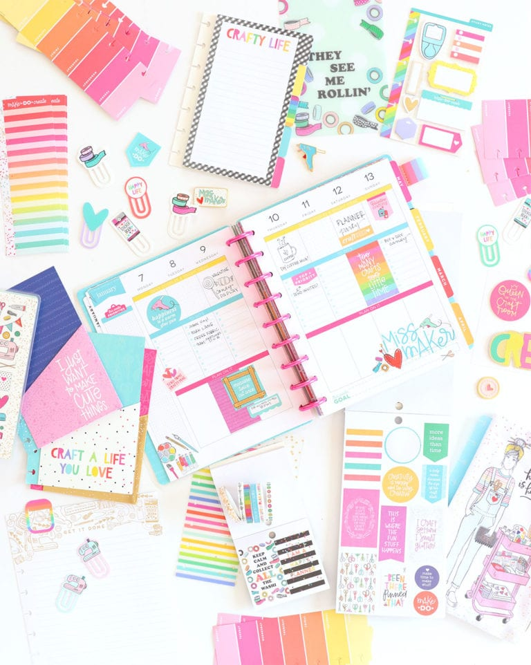 The Happy Planner Miss Maker is at JOANN…