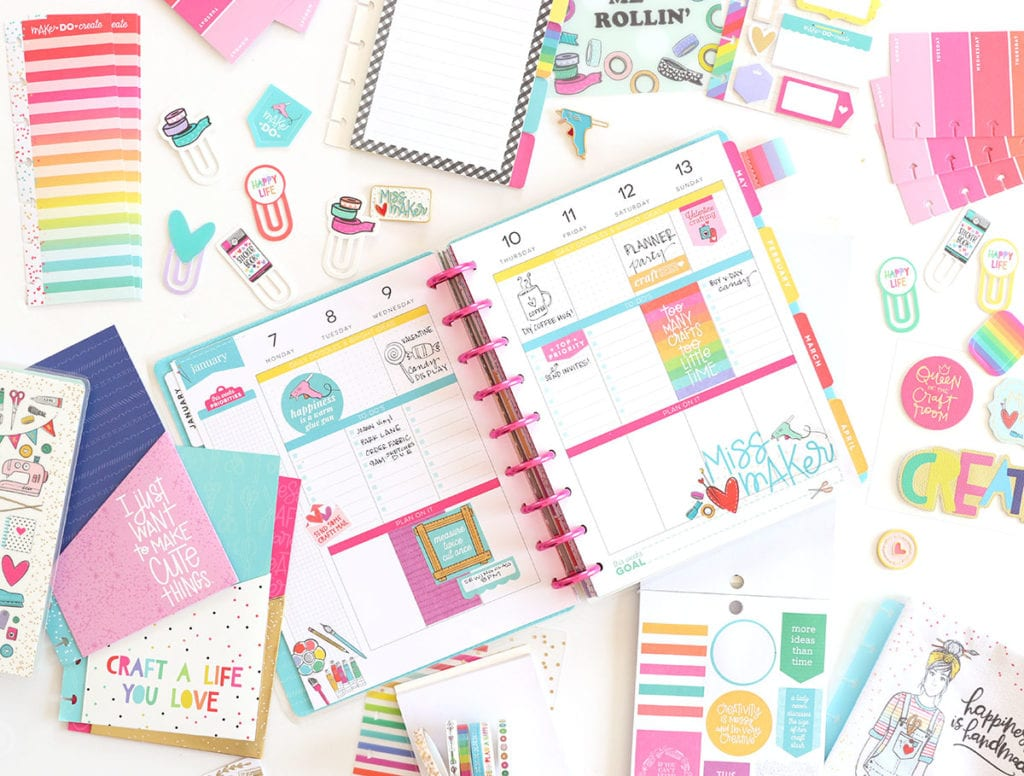 entire Happy Planner