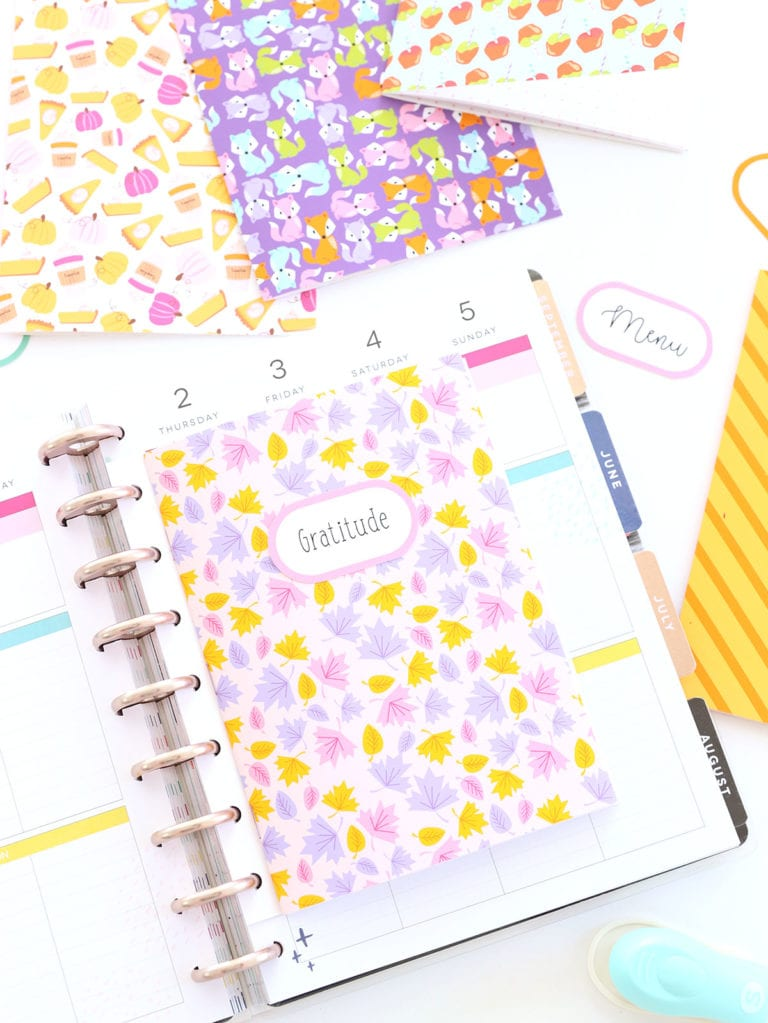 How To Print Your Own Notebook